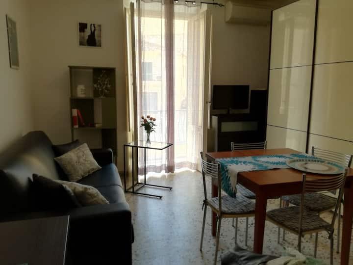 Studio flat in Porto Santo Stefano