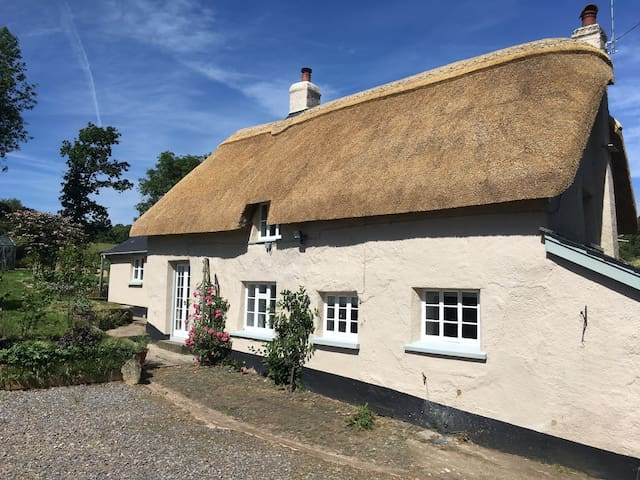 The Thatched House, Dartmoor - Totally Gorgeous!