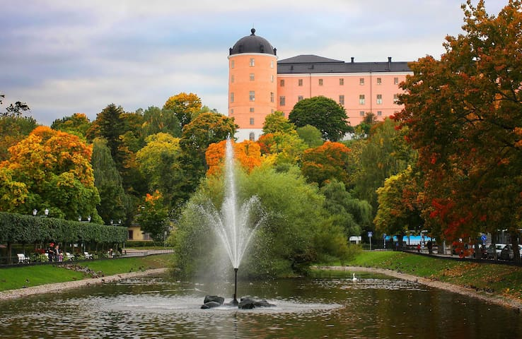 Apartment in the heart of Uppsala