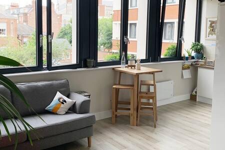 City Center stylish new apartment. Ideal location