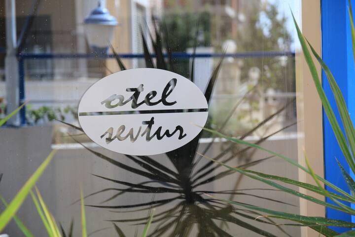 Hotel Sevtur Inn twin oda 2