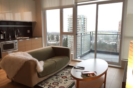 Comfortable Convenience - Metrotown - Burnaby