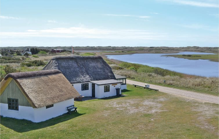 Holiday cottage with 3 bedrooms on 62m² in Nørre Nebel