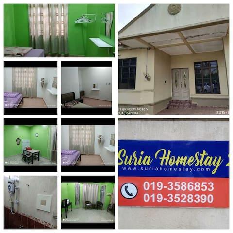 Suria Homestay 2 Kubang Kerian Kota Bharu Kelantan