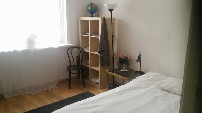 Room for 2 with acces to kitchen and living room - Oslo - Apartment