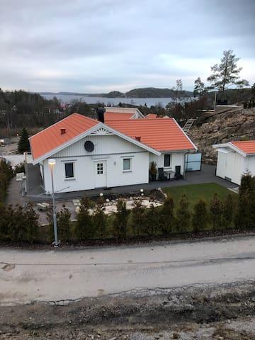 Svinesund/ byggd 2017