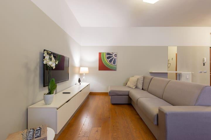 VERONALODGE – Modern, cozy, centrally located apt