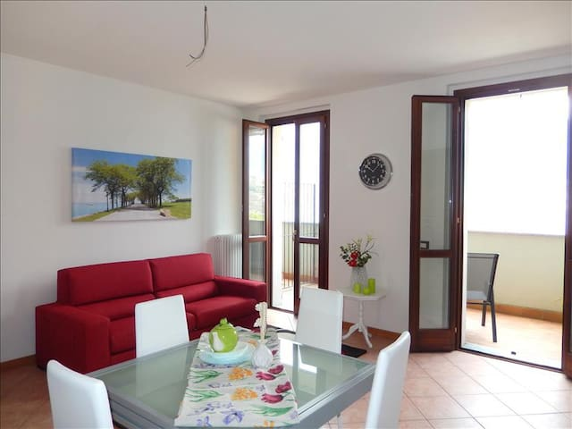 MENAGGINO - Lake Como - cozy studio apartment with lake view - Dorio - Byt