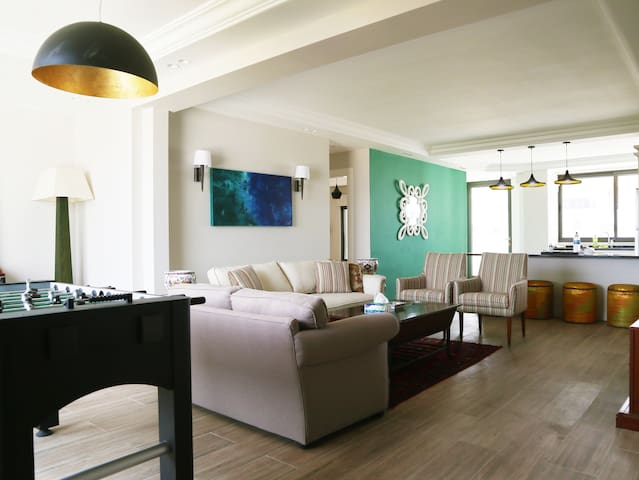 Lovely Two Bedroom Apartment  - Abdoun (brand new)