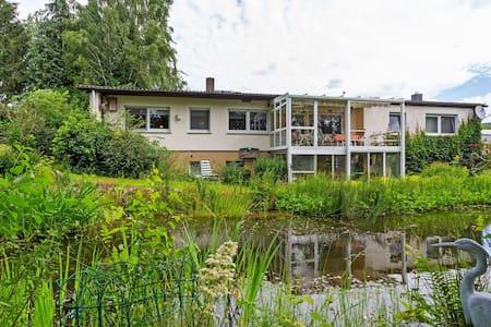 Alluring Holiday Home in Bad Zwesten with Garden