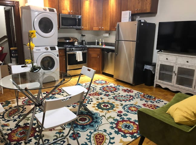 (36B1)  Brookline Apartment