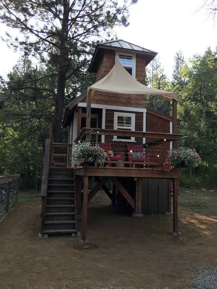 Helena Tiny House & forest getaway