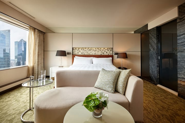 Deluxe Double by LOTTE HOTEL Seoul