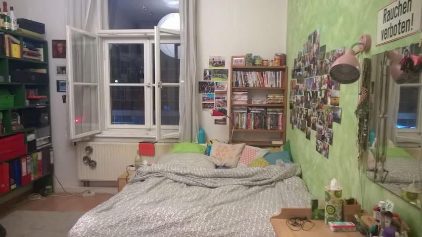 3 Zimmerwohnung in zentraler Lage - Nürnberg - Apartamento