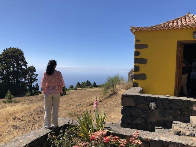 Rural House - Views & near Roque de los Muchachos