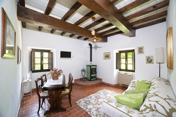 Appartamento in casa storica 1400 Cianciallegra