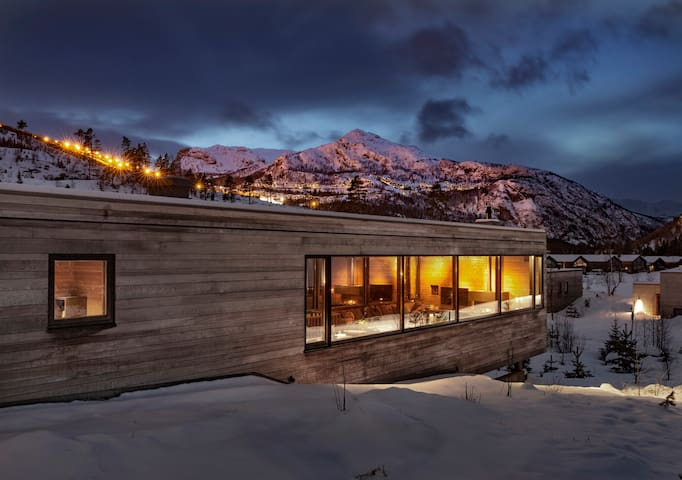 Modern Cabin Hemsedal - Ski Inn/Out