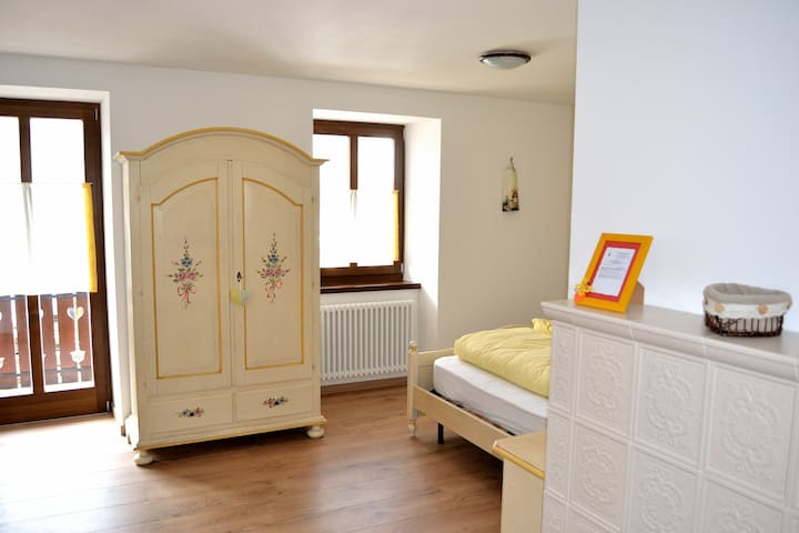 B&B La Marmotta in Monte Baldo near Garda Lake. - Prada - Bed & Breakfast