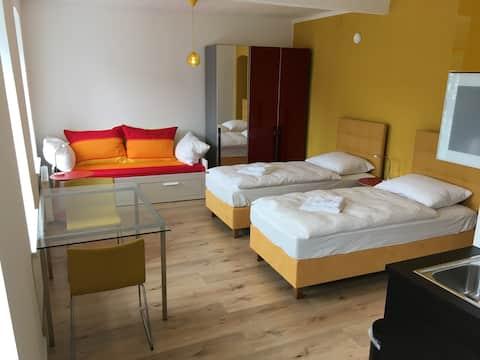 Studio apartment close to Vienna