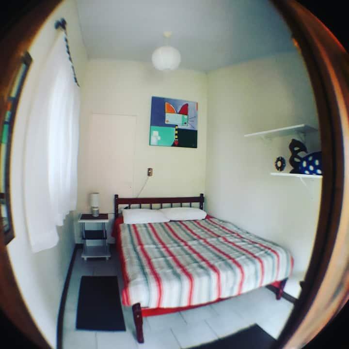 Quarto Privado com cama de casal Campeche