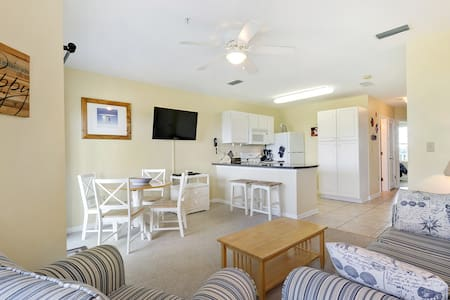 1/1 with bunks in Orange Beach across from beach - Orange Beach - Kondominium