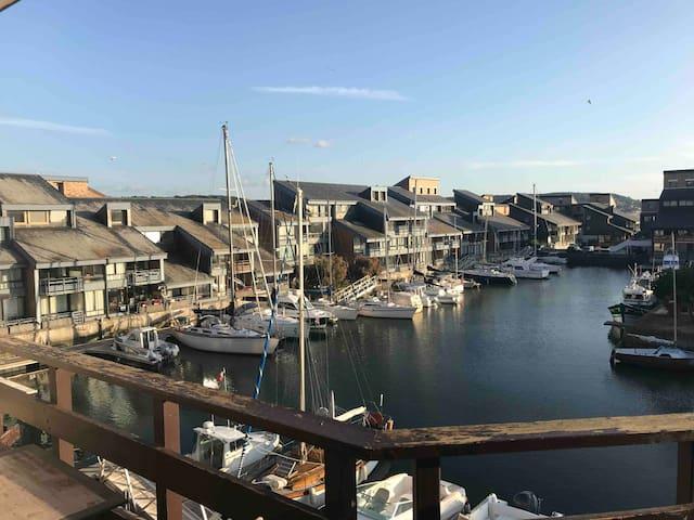 Deauville Triplex terrasse vue mer idéal familles