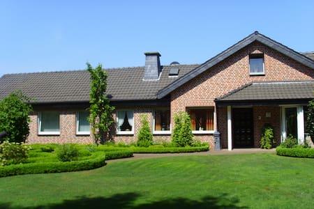Ferienwohnung Schlebbe - Warendorf - Appartement