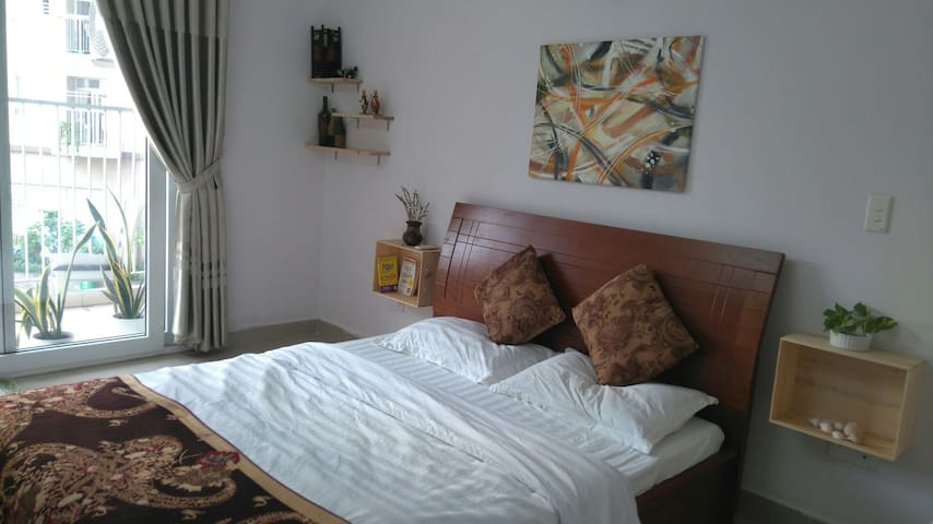 Park view room 5mns airport by car - Ho Chi Minh City - Apartment