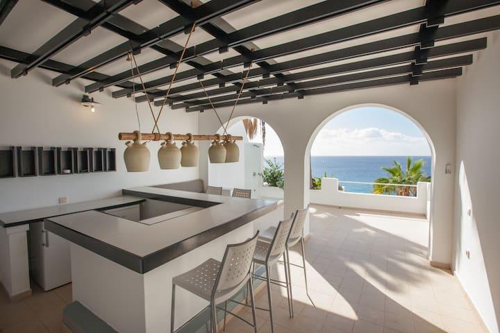 Bungalow Deluxe Superior en primera línea de playa - Morro Jable - Villa