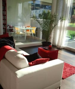 Quite and trendy room close from Lucerne City - Kriens