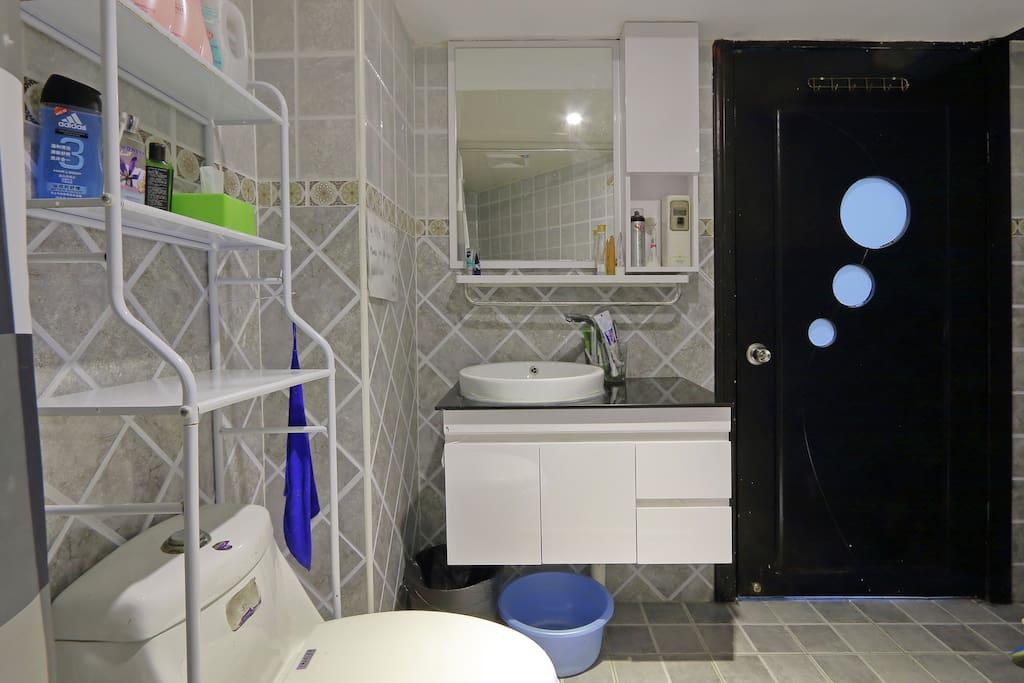 Newly renovated WC