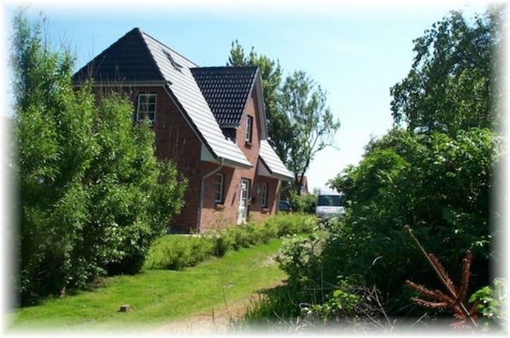 Ferienwohnung EG Wattenblick in Morsum auf Sylt