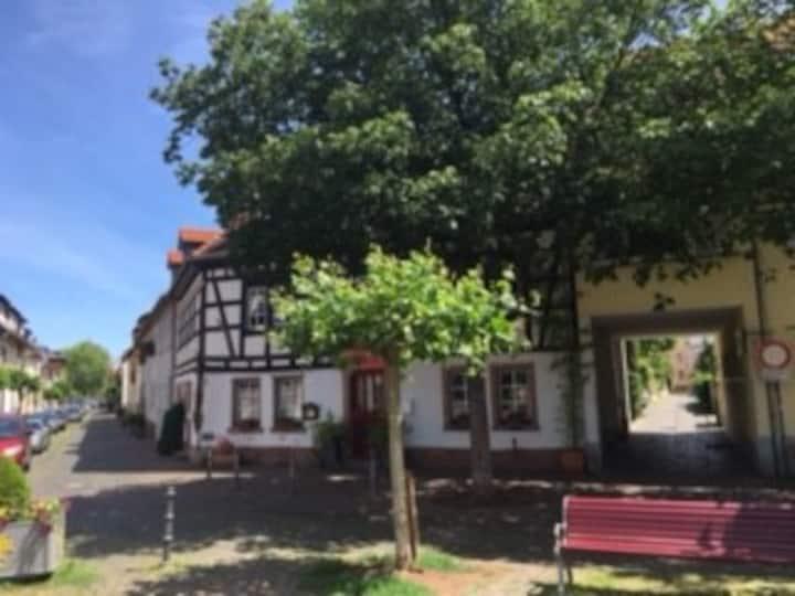 Charmante 2 Zimmer Wohnung in Neu Isenburg