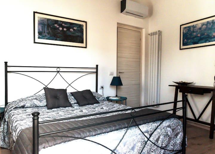Casa 15indici-Letto tra i tetti:deliziosa centrale