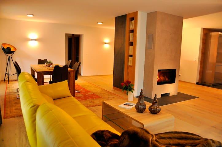 Luxus  Ferienwohnung Tirol - Sommertraum  2 - 6 P. - Prutz - Lägenhet