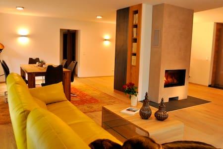 Luxus  Ferienwohnung Tirol - Fit-Aktiv! 2 - 6 P. - Prutz - Huoneisto