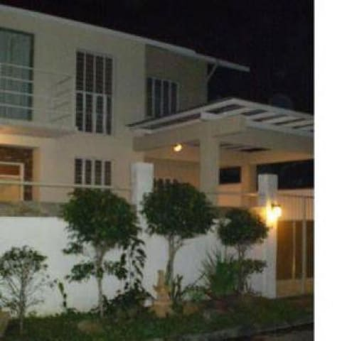 Gated furnished house in Quezon City, Philippines