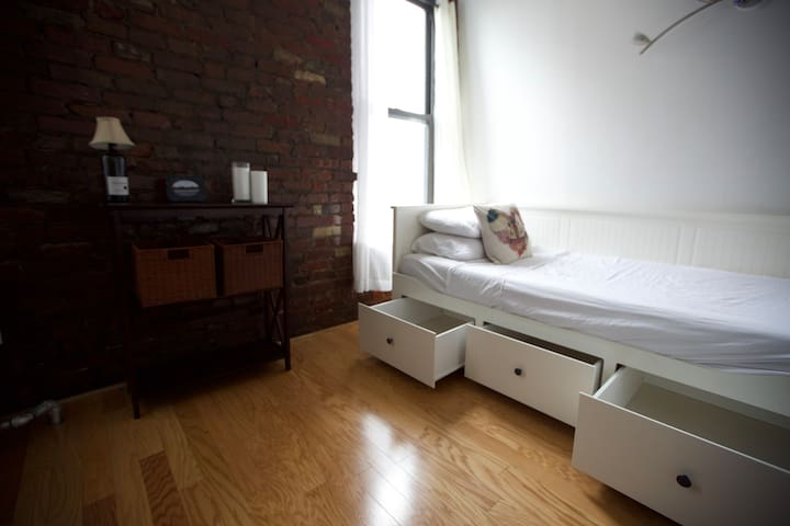 Private Room (Faces Park) - Heart of West Village