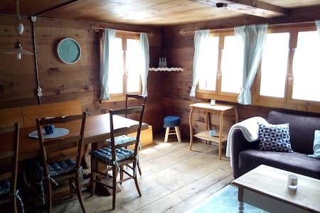 Charme rustique Mission (Anniviers), Valais Suisse