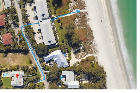 LUXURY HOME CAPTIVA, PERFECT FOR A LARGE FAMILY GATHERING- THE WHITE IBIS!