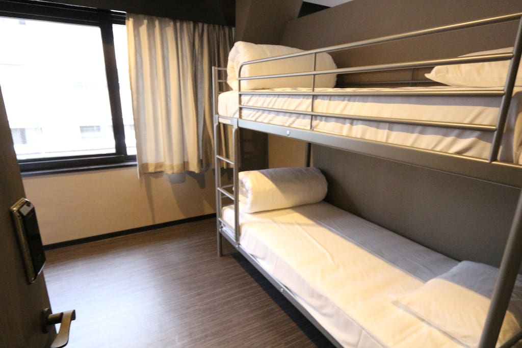 Bedroom for 8 people