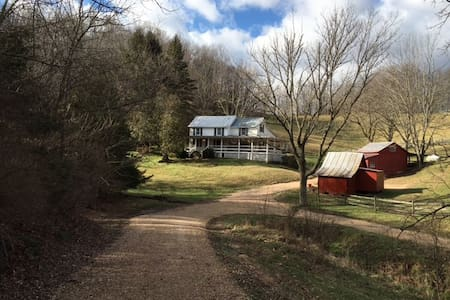 Country retreat near Lexington - Lexington - House