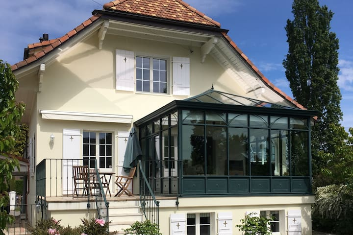 Lovely villa in Geneva close to centre/UN/airport