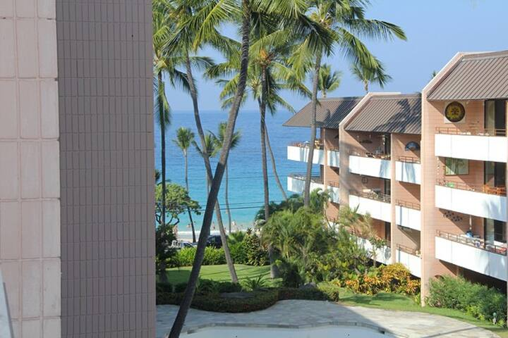 SQ White Sands Village #222 - 2 bedroom - Kailua-Kona - Appartement