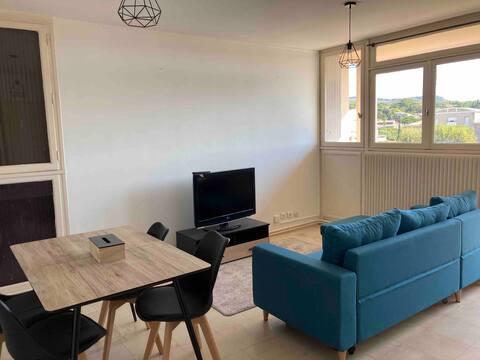 Salon de Provence : appartement T3 bis