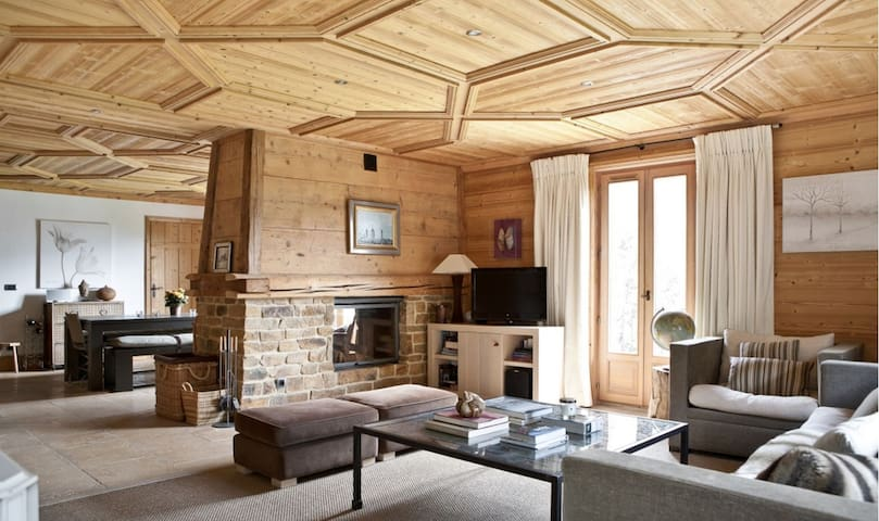 EDELWEISS - Superb apartment for 6 p. located in the heart of Argentiere - ARGENTIÈRE - Appartement