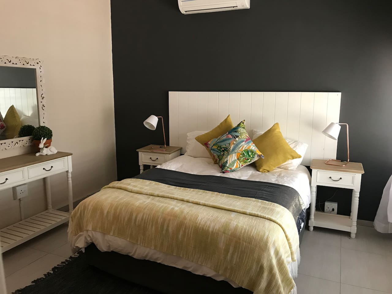 Main Bedroom with aircon