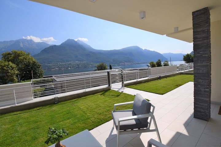 Apt Fiordaliso Luxury private garden