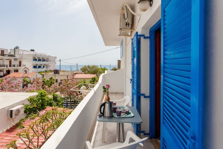 Panorama rooms, Agia Roumeli