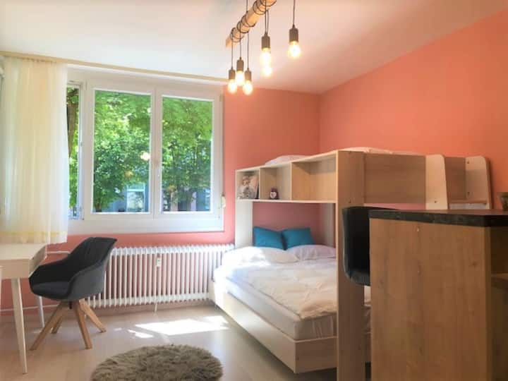 Ljubljana's Studio Apartment